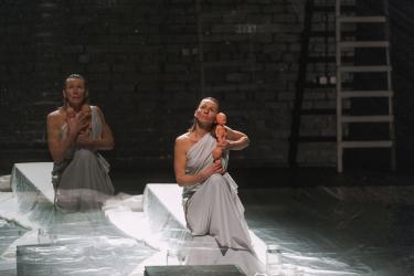 Kuliuose sukurtas žinomo Europoje režisieriaus Arpad Shilling spektaklis bus rodomas SOFIJOS festivalio metu
